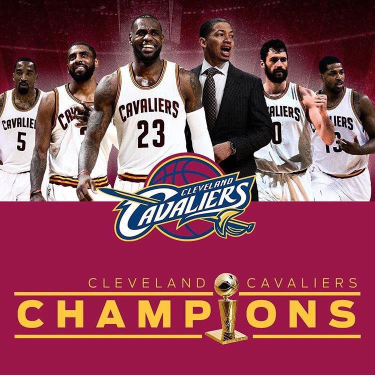 Finales NBA: 89-93: Cleveland completa la hazaña y se hace con el título