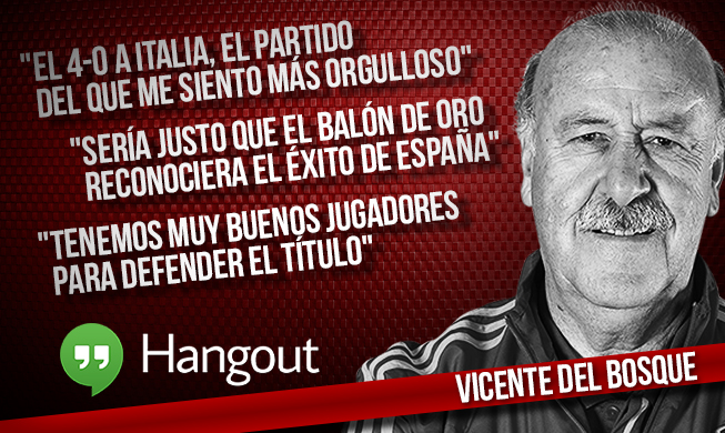 Vicente del Bosque: El líder como gestor del talento