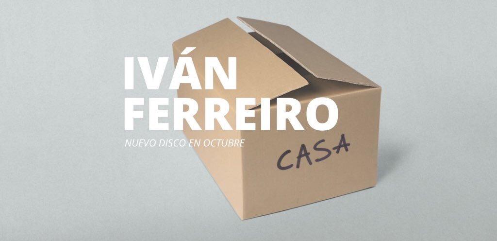 Canción del día-Iván Ferreiro