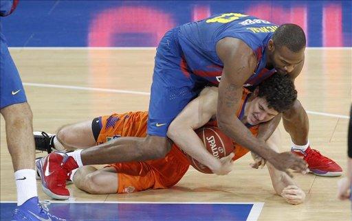 Final Liga ACB: Ayer no estaba Pete Mickeal
