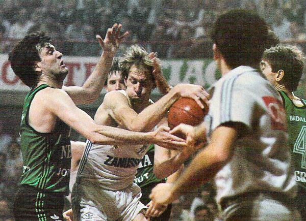 Nostálgicos: Brian Jackson. El primer jugador en llegar a los 6000 puntos  en la ACB. Por Roberto González Rico.