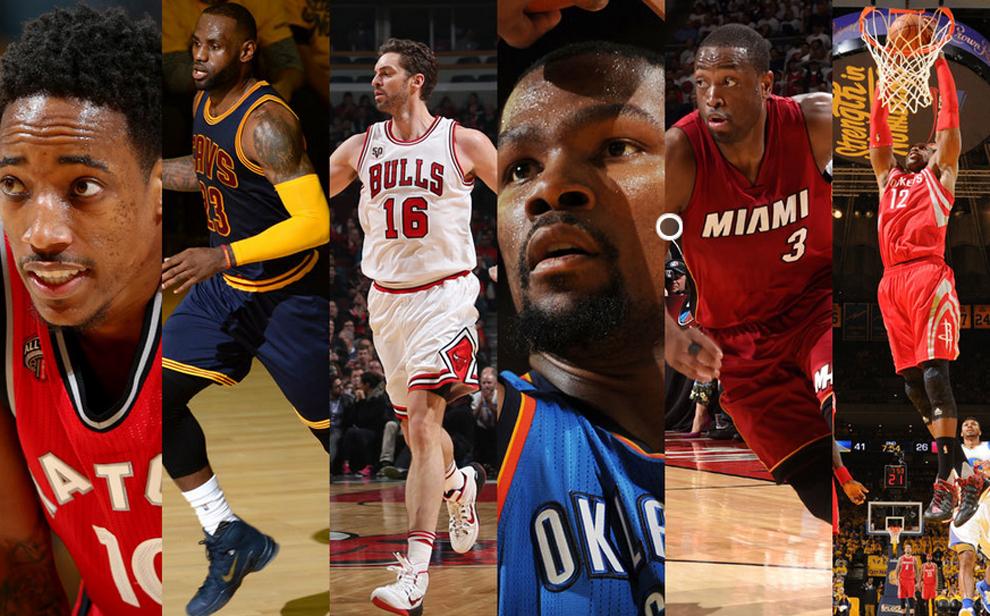 NBA: Pongamos un poco de orden en el agitado mercado