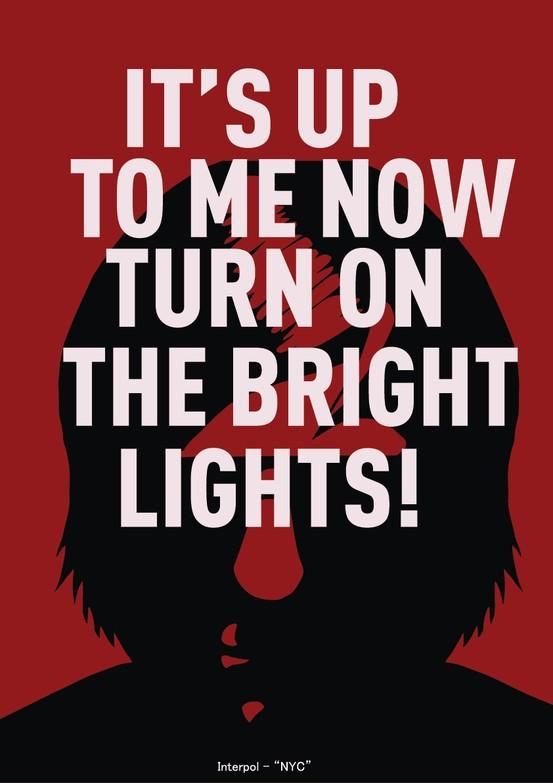 Interpol: Un paseo por El Turn On The Bright Lights más íntimo