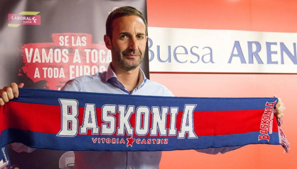 Actualidad Baskonia. Sito Alonso ante su primera asignatura pendiente
