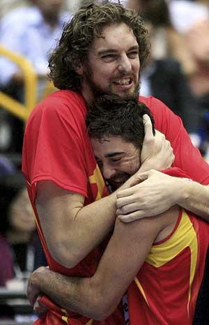 Selección Española: Líderes, jugadores de equipo y proyectos de futuro