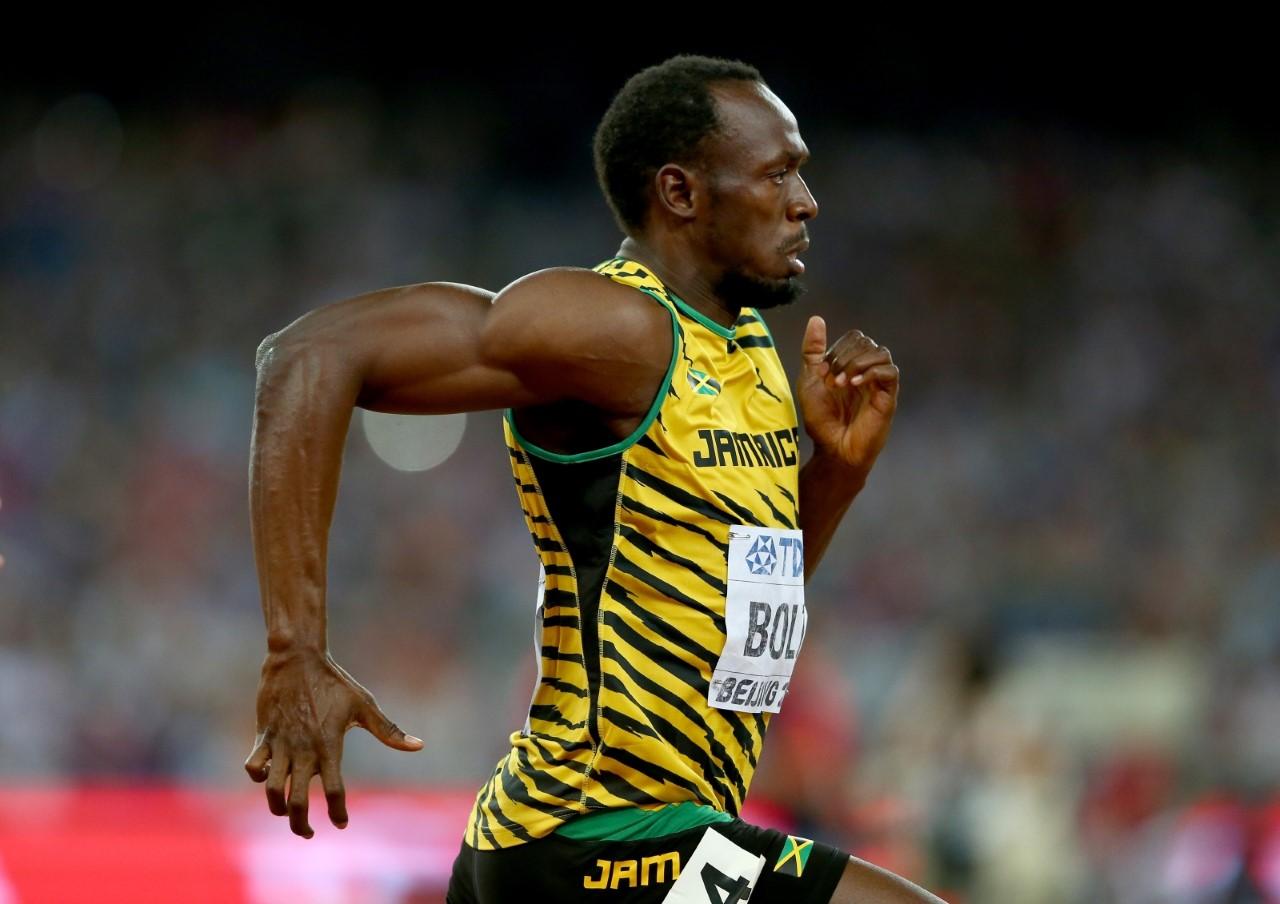 Usain Bolt y su asignatura pendiente.Por Manu Redonda.