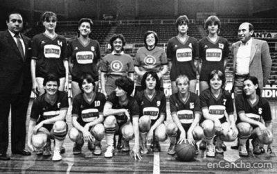 Picadero Comansi 1980 aprox