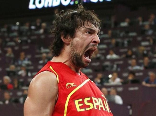 Selección masculina de basket: El indomable Sergio Llull