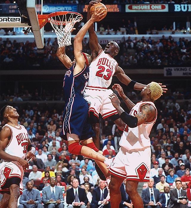 Michael Jordan, siete años para convertir todo su trabajo en el hábito de ganar