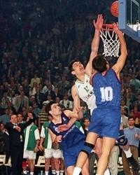 Nostálgicos: José Montero, el primer base moderno del baloncesto español. Por Roberto González Rico.