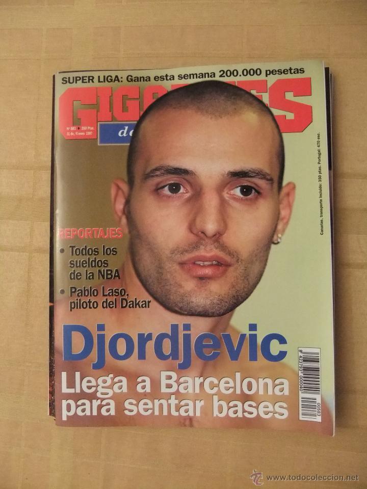 De Djordjevic a Pablo Prigioni 20 años después