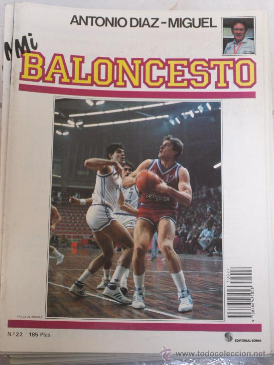 Nostálgicos: Chuck Aleksinas. Un sucedáneo muy bueno del legendario Mike Phillips. Por Roberto González Rico.