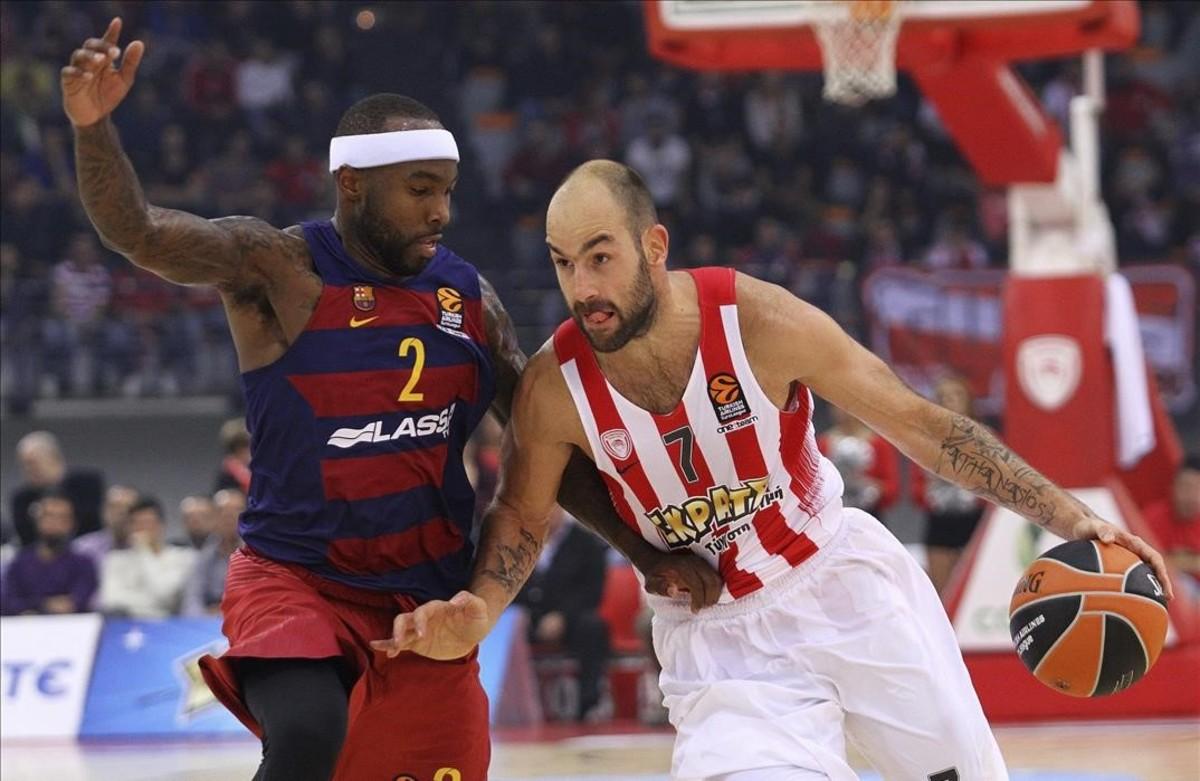 FC Barcelona: Ayer tocó Mr Hyde en una tarde de otoño en el Pireo para olvidar