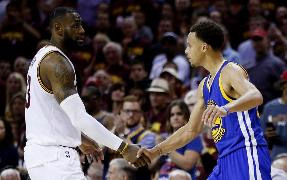 Mr Lebron James Y/O Don Stephen Curry