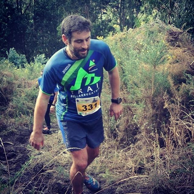 Trail Running. Maratón. Por Manu Redonda.