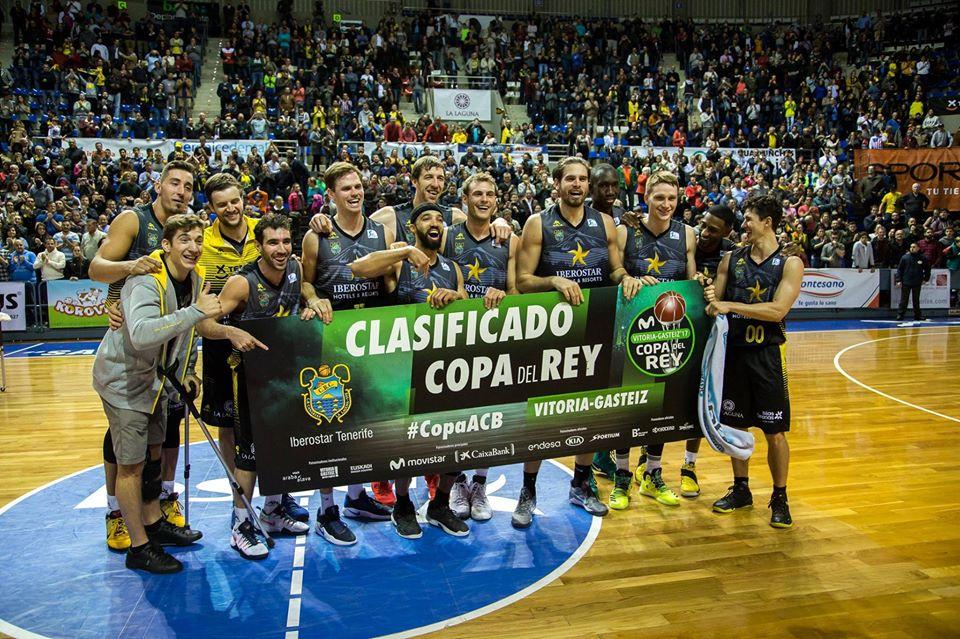 Skouting. Tenerife Basket, un equipo con mayúsculas.Por Gabriel Madariaga.