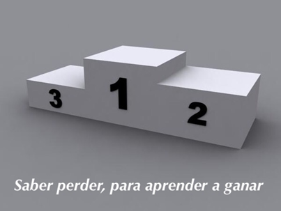 Fondo de armario. Saber perder para aprender a  ganar. Por Carlos Ruf.