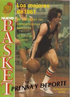 Fondo de armario. Prensa y deporte. Por Carlos Ruf.