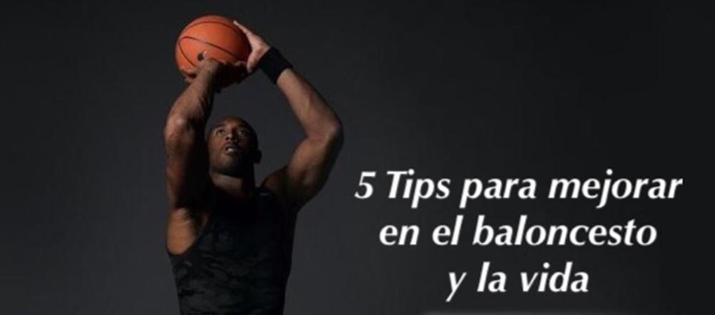 Fondo de armario. 5 Tips para mejorar en el baloncesto y en la vida. Por Carlos Ruf.