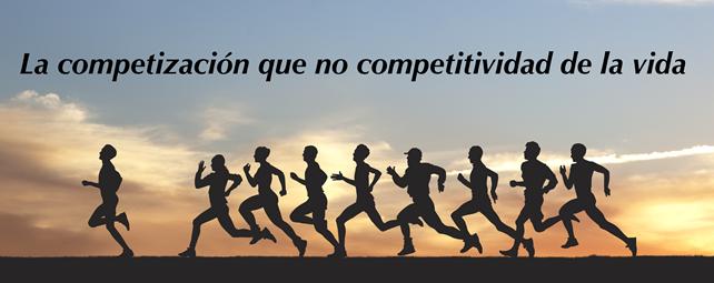 Fondo de armario. La competización que no competitividad de la vida Por Carlos Ruf.
