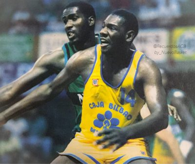 """Darrell Lockhart vs Reginald Johnson (septiembre 1986)"
