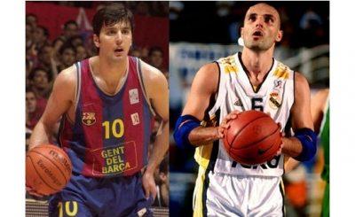 Baloncesto ACB. Jugadores que cogieron el puente aéreo. Por Roberto González Rico.