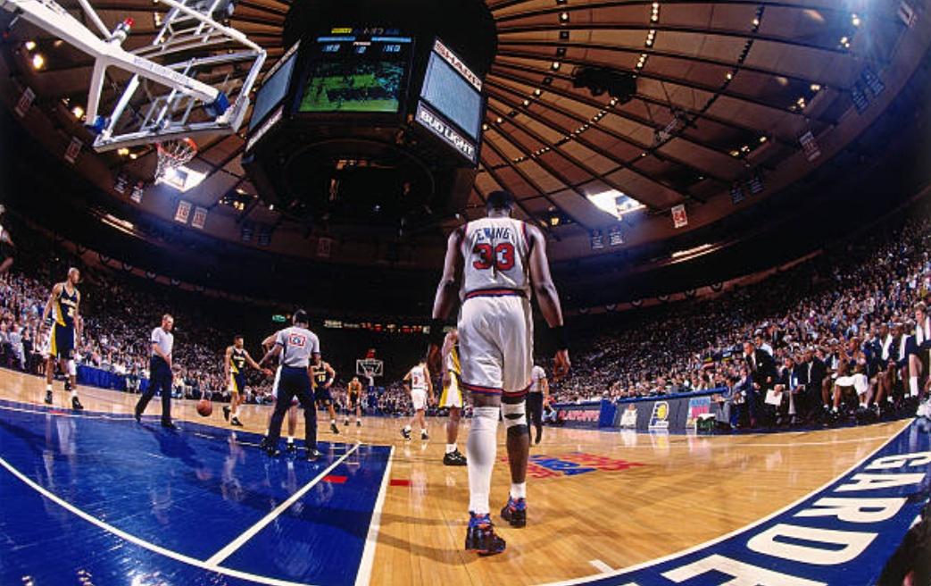 Atrapado en el tiempo. Knicks Vs Pacers: El arte de la rivalidad. Capítulo III .Por Oscar Villares.