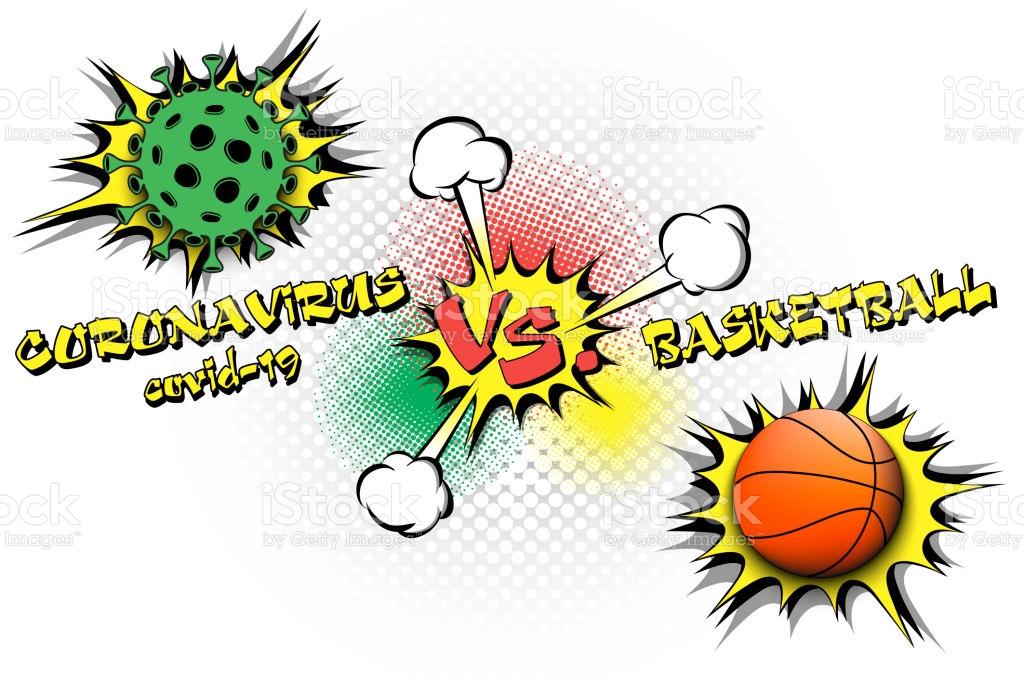 Fondo de armario. Covid 19 Vs Basketball. Por Carlos Ruf Osola.
