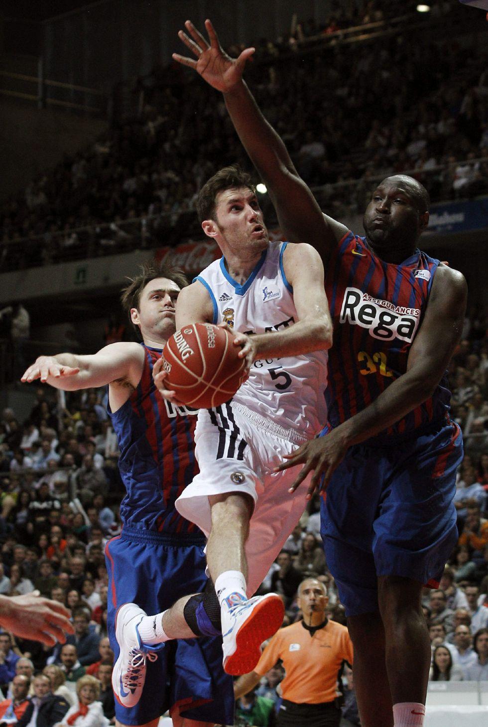 Basket. Rivalidad FC Barcelona-Real Madrid. Década 2010. Capítulo 3. Por Roberto González Rico.
