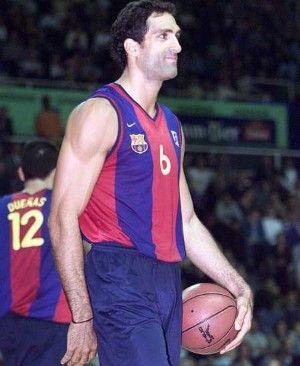 Nostálgicos. Rony Seikaly. La estrella fugaz que pasó por Barcelona ahora es un DJ de reconocido prestigio.. Por Roberto González Rico.
