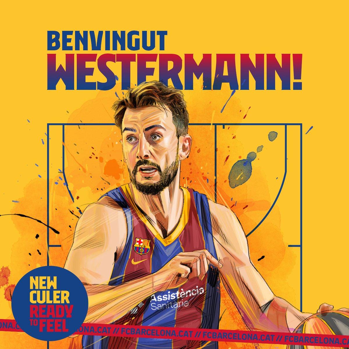 Actualidad FC Barcelona. Leo Westermann,un regalo de reyes para Jasikevicius . Por Roberto González Rico.