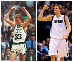 Dirk y Larry Bird 2