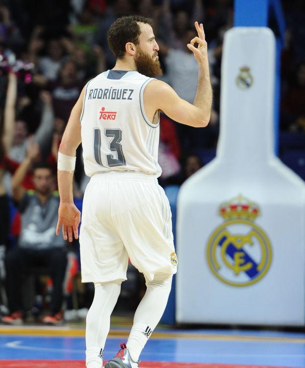 Sergio Rodríguez bate el récord de asistencias de la ACB