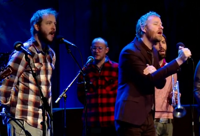Bon Iver y The National