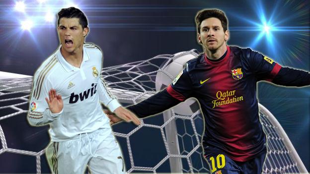 Messi vs Cristiano Ronaldo según Michael Acosta