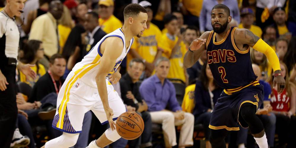Final NBA: Warriors-Cavaliers
