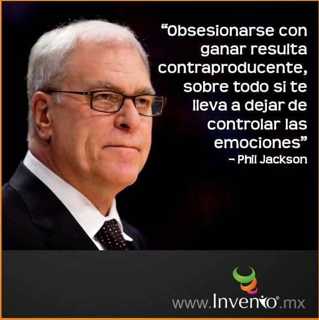 Phill Jackson: El entrenador chamán