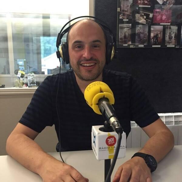 Entrevista en Ràdio La Vall-El Diván del Deportista