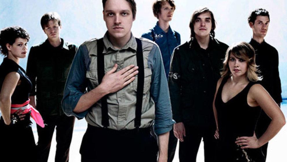 Arcade Fire anuncian concierto sorpresa en Barcelona