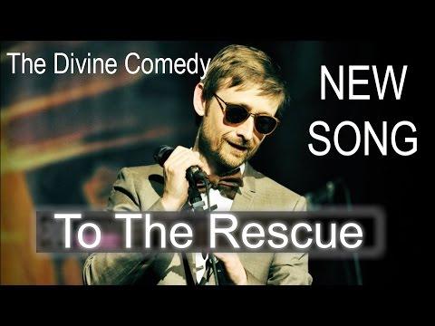 Canción del día-Vuelve Neil Hannon y sus The Divine Comedy