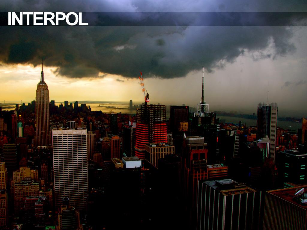 Interpol: Crónicas Neoyorquinas