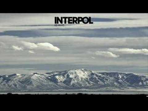 Interpol: Serías capaz de dejarlo todo por seguir una corazonada e intentar ser feliz