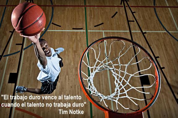Baloncesto y Psicología: El Talento siempre SUMA