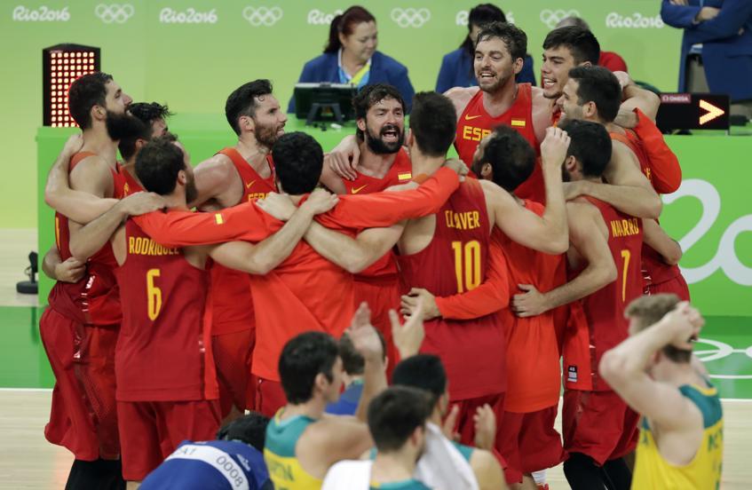 Basket JJOO.Entrevista con Gabriel Madariaga Díaz