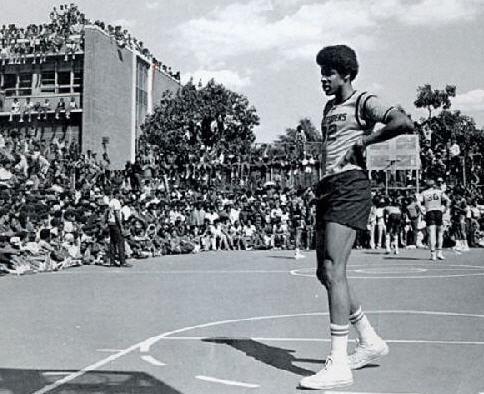 Baloncesto USA : 8 canchas míticas de basket callejero