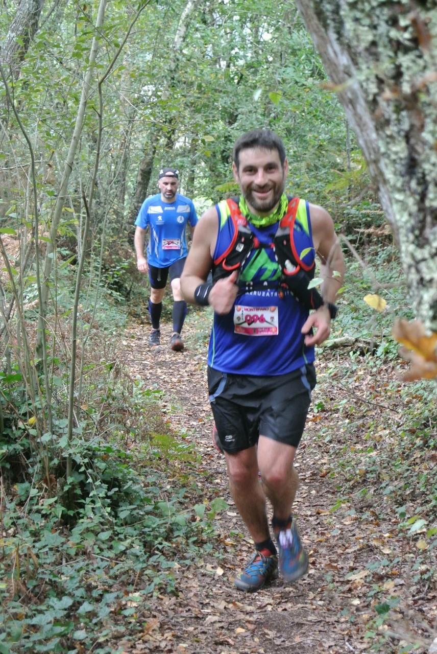 Trail Running. Importan las piernas. Por Manu Redonda.