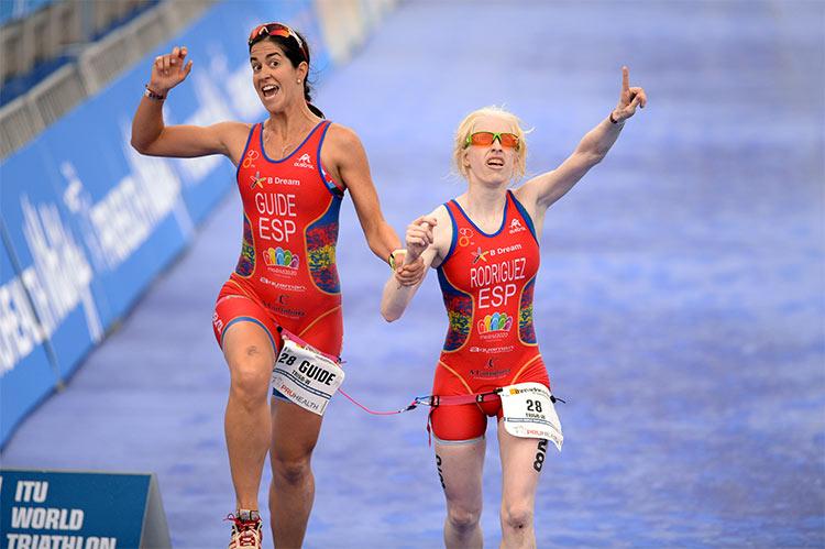 ¿Atletas paralímpicos?. Por Manu Redonda.