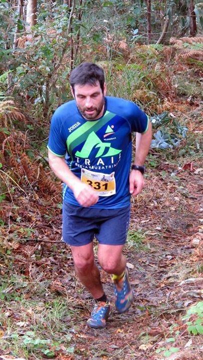 Trail Running. IV Trail de Montefaro. Por Manu Redonda.