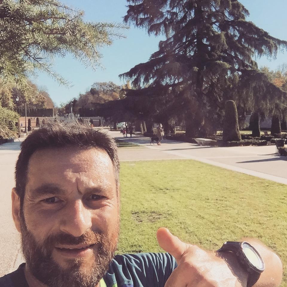 Trail Running. El Retiro. Por Manu Redonda.