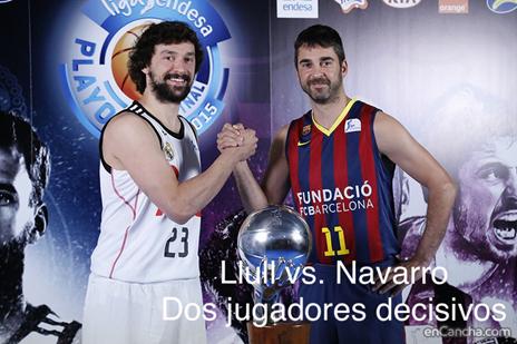 Fondo de armario. Llull vs Navarro, dos jugadores decisivos. Por Carlos Ruf.